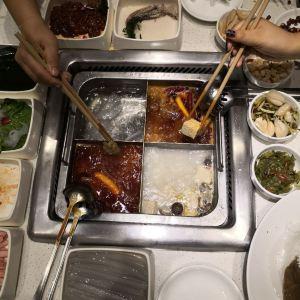 海底捞火锅(八一大道店)旅游景点攻略图