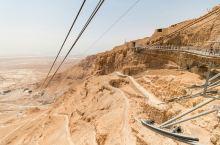 #世界遗产# 马萨达遗址,犹太人心中的圣地
