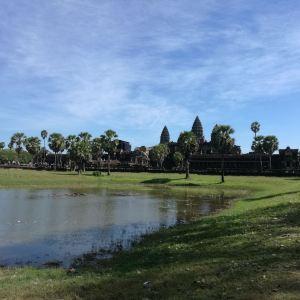 茶胶寺旅游景点攻略图