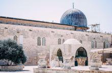 #人文历史#以色列圣殿山阿克萨清真寺