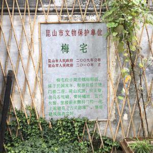 蚬江渔唱馆旅游景点攻略图