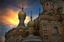 冬游俄罗斯圣彼得堡,其建筑与古迹非常壮观!