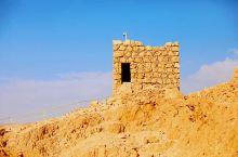 #元旦去哪玩#死海边居然还有军事要塞的遗址,如今长这样