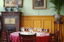 吉维尼这个餐厅曾是莫奈的最爱 #向往的生活