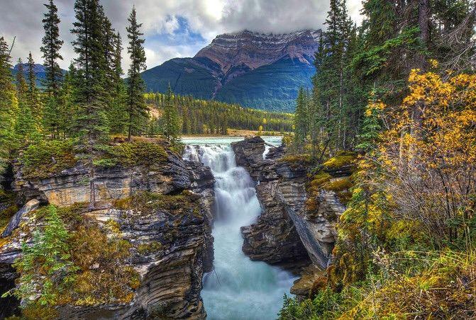 Athabasca Falls3