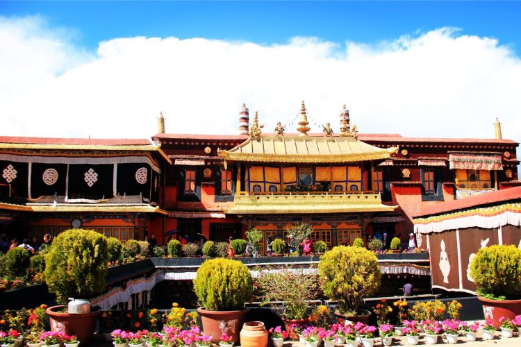 Jokhang Temple3