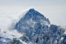 #元旦去哪玩#雪后黄山,纯净,壮美