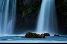 众神瀑布Goðafoss