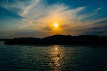 #向往的生活#在太湖边,从夕阳等到黑夜