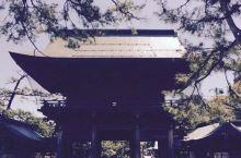 日本白山神社の遇见中山先生