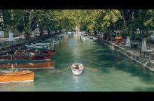 欧洲最纯净的安纳西湖