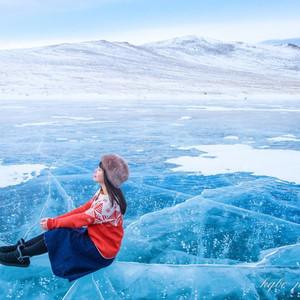 西伯利亚联邦管区游记图文-流连忘返,在贝加尔湖的冬天