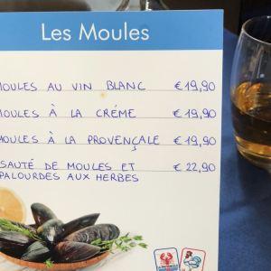 Les Moules旅游景点攻略图