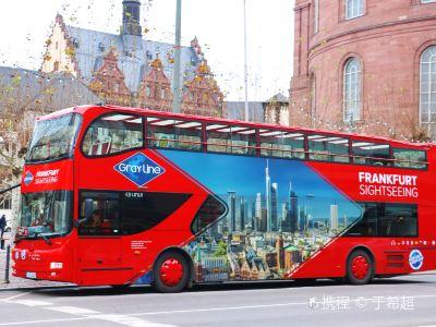 City Tour Frankfurt觀光公共汽车之旅