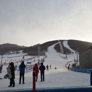 太舞滑雪小镇旅游景点攻略图