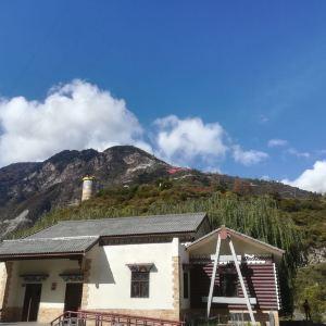 土基钦波观音庙旅游景点攻略图