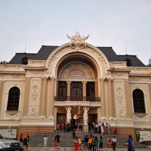 胡志明纪念馆旅游景点攻略图