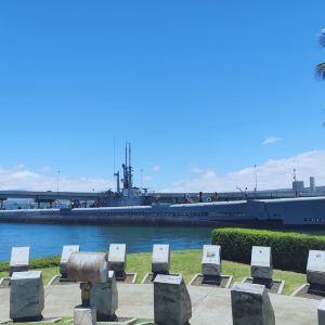 密苏里号战舰纪念馆旅游景点攻略图