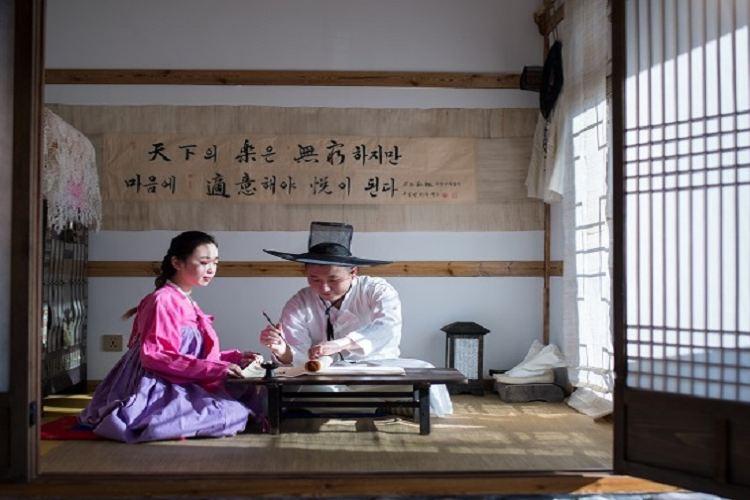 朝鮮族民俗文化體驗館2