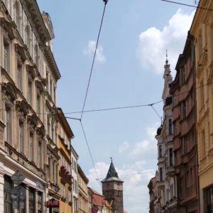 捷克布杰约维采旅游景点攻略图