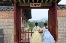 我们的八月之首尔行#首尔旅游##韩国旅游##韩国自由行##美食##景福宫#