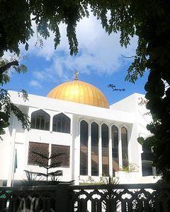 老星期五清真寺旅游景点攻略图