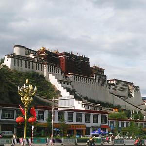 拉萨游记图文-美丽的青藏高原