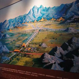 定陵旅游景点攻略图