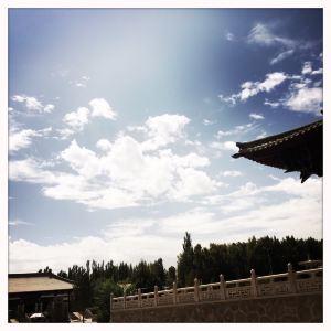 敦煌雷音寺旅游景点攻略图