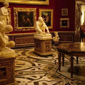 乌菲兹美术馆旅游景点攻略图