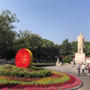 东方红广场旅游景点攻略图