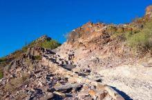 一次与阳光和自然的亲密接触—匹斯特娃峰  第一次参加这种徒步的远足活动,出发前好几天就早早地开始了准