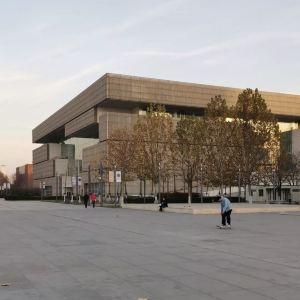 天津文化中心旅游景点攻略图