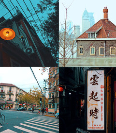[上海游记图片] 【魔都暴走记】你是我脑海中鲜明的记忆,做一场与上海有关的白日梦。