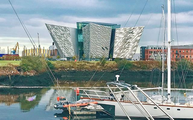 怦然心动翡翠绿岛,一场意外的爱尔兰岛自驾游——冰山下的百年巨轮泰坦尼克号