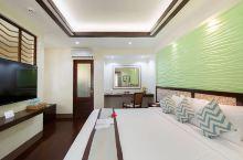 值得一去的酒店——薄荷海滩俱乐部酒店(Bohol Beach Club)  专属沙滩非常漂亮,海水清