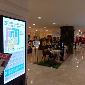 钻石购物中心旅游景点攻略图