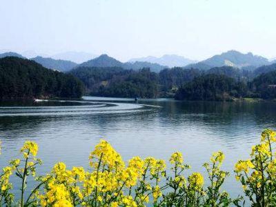 紅寺湖風景區