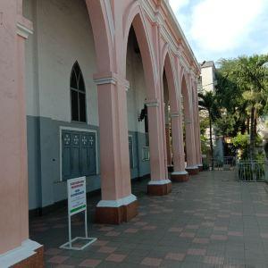 岘港主教座堂旅游景点攻略图