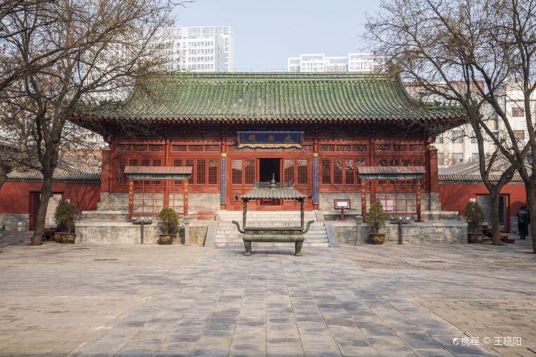 Cangzhou Confucian Temple1