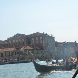 贡多拉游船之旅旅游景点攻略图