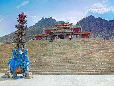 Alxa Guangzong Temple