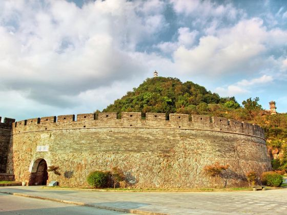 Taizhou City Walls