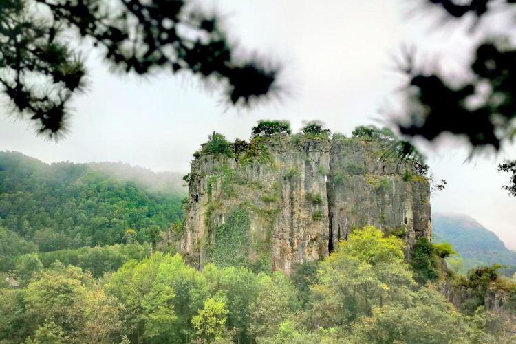 Zengjia Mountain Scenic Area