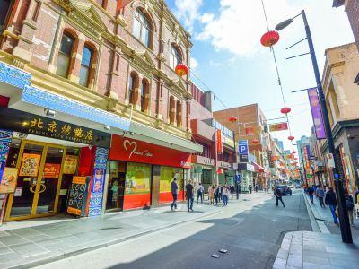 Chinatown Melbourne