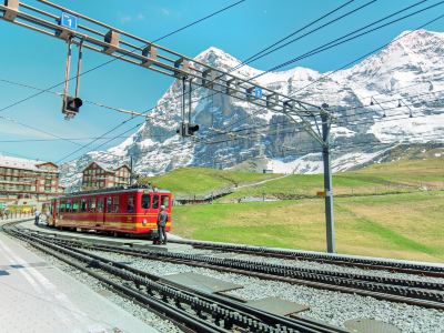 Jungfraujoch: Top of Europe