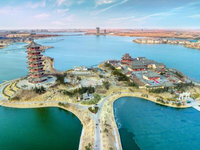 Shandong Shaohai National Wetland Park