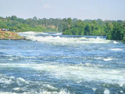 Source of Nile River