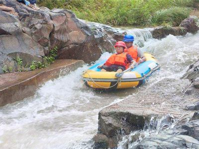 Xiangshui Cave Drifting