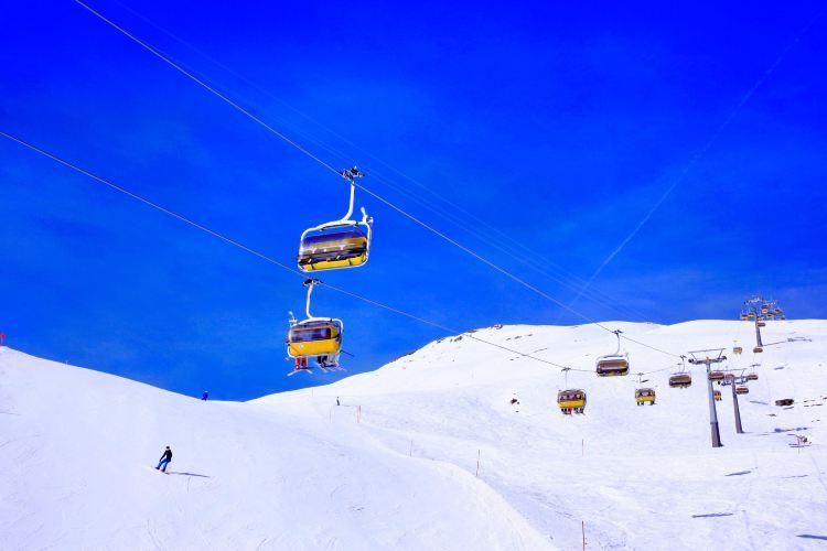 聖莫里茨滑雪場